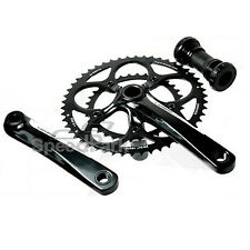 SRAM APEX GXP Road Bike 50/34T 165mm Crankset Crank Set + BB Bottom Bracket