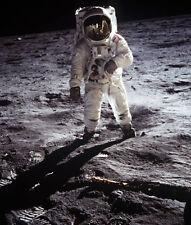 "Apollo Moon Walk Neil Armstrong  Photo Print 13x19"""