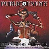 Muse Sick-N-Hour Mess Age [PA] Public Enemy Cassette Message Rap Umar Bin Hassan