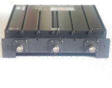 50W VHF 6 Cavity Duplexer BNC Connector FREE tune radio repeat New 136-180Mhz