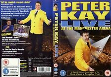 Peter Kay: Live at Manchester Arena DVD (2005 Special edition) Peter Kay