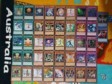 Yu-Gi-Oh! Cyber Deck - 40 cards complete BONUS 5 cards