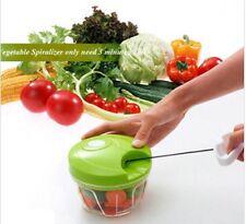 Hachoir à légumes émincer et déchiqueteuse