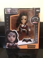 Wonder Woman figure metals die cast toy from jada toys boxed - new