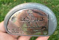 """RAM Zebra Face Balanced 35"""" Putter Steel Golf Club"""