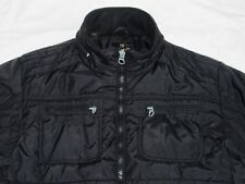 * Scotch soda invierno bombarderos moto motorista chaqueta * ejército m 65 * negro * talla L * Top Top