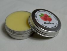 100% Natural  Raspberry Hand Cream  Bees Wax Vitamin E 40ml Repairs