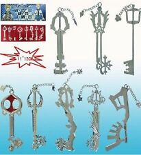 KINGDOM HEARTS 2 CIONDOLO KEYBLADE CATENA REGALE OATHKEEPER COSPLAY SORA DISNEY
