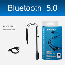 For Shure RMCE-BT2 SE846 High-Resolution Bluetooth 5.0 MMCX Communication Cable