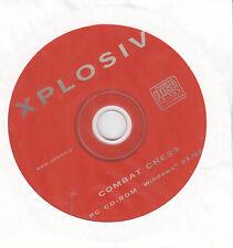 Combat Chess Xplosive PC CD-ROM nur in geschlossenen Hülle