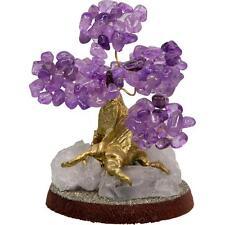 Amethyst Gemstone Bonsai Wishing Tree!