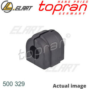 STABILISER MOUNTING FOR BMW 3 E46 M57 D30 TOPRAN 1 096 421 3135 1 096 421