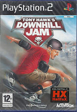 Ps2 PlayStation 2 **TONY HAWK'S DOWNHILL JAM** ver.1ª Uscita nuovo Italiano Pal