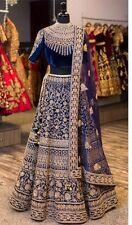Saree Sari Bollywood Indian Lehenga Choli Ghagra Anarkali Long Gown Suit Dress