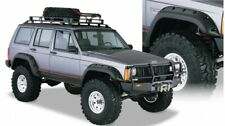 Bushwacker Cutout Style Black Flares For 84-01 Jeep Cherokee