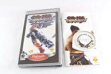 Sony PSP Tekken Dark Resurrection UK PAL Game