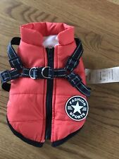 New listing waterproof winter Dog/cat warm jacket (7 Pound Or Smaller Dog)