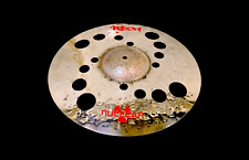 RECH NUCLEAR 18'' SPIRAL CRASH CYMBAL - MADE IN TURKEY AUSTRALIAN OWNED