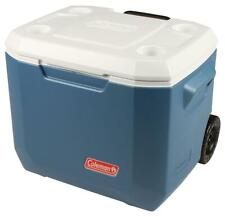 Coleman 47 Litre Xtreme Wheeled Cooler Camping Outdoors Festivals Sports