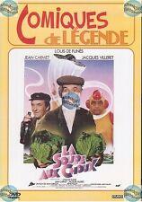 DVD LA SOUPE AUX CHOUX jacques villeret louis de funes jean carmet