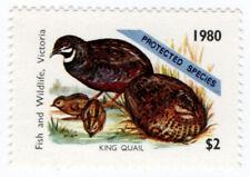 (I.B) Australia - Victoria Revenue : Hunting Tax $2 (1980)
