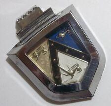 1956 Ford  Car Trunk Lock Lid Ornament Badge P/N's 18944 Original Very Rare