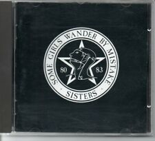 THE SISTERS OF MERCY - SOME GIRLS WANDER BY MISTAKE CD ALBUM 1992