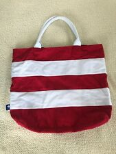 Macy's Red and White Bag