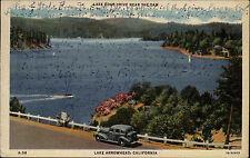 Lake Arrowhead CALIFORNIA AMERICA USA 1950 Lake Edge Drive near the Dam CAR AUTO