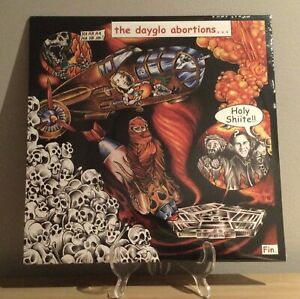 The Dayglo Abortions - Holy Shiite LP Hardcore Punk Vinyl