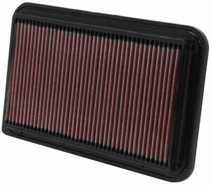 K&N AIR FILTER for TOYOTA KLUGER V6 3.3L 3.5L 2003-2012 2GR-FE 3MZ-FE