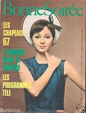 ▬► Bonnes soirées 2349 de 1967 DICK VAN DYKE_MICHEL DELPECH_MARJORIE NOEL