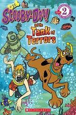 Scooby-Doo Reader #32: Tank of Terrors