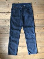 Wrangler Texas Stretch Dark Blue StraightJeans W28 L32