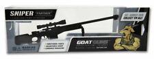 """Goat Guns SNIPER """"PANTHER"""" 1:3 Scale Mini Model Replica Rifle PRE ASSEMBLED"""