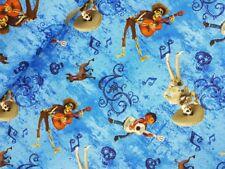 Jersey Coco Lebendiger als das Leben mit Miguel in hellblau Gitarre Mexiko