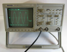 Tektronix Tds 340 2 Channel Digital Real Time 100mhz 500mss Oscilloscope