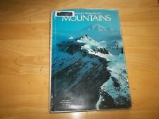Vintage AMERICA'S MAGNIFICENT MOUNTAINS Nat Geo Soc 1980 Hardcover Old Library