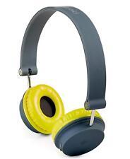 Polaroid Foldable Bluetooth Wireless Headphones, Yellow
