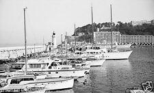Grand Prix de Mónaco 1966 barcos en el puerto fotografía yates de fórmula uno F1