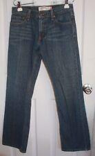 Levis 527 Blue Jeans 30x32 Low Boot Cut 100% Cotton