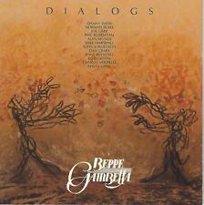 BEPPE GAMBETTA Dialogs CD NEU / Gitarre / Folk / Instrumental