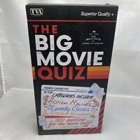Professor Puzzle: The Big Movie Night Quiz - 300 Question Movie Trivia Quiz Game