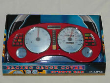 95-99 Mitsubishi Eclipse Talon Sebring Avenger Auto EuroDash Gauges Bezel Cover