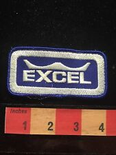 EXCEL BEEF PORK PROCESSING Company Advertising Patch MEAT PACKER COW PIG 64U7
