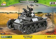 COBI  2534  Panzer I Ausf. A  330 blocks  WWII German tank