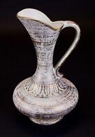 Mid Century Modern Water Pitcher Vase Ewer