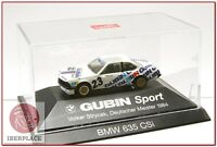 H0 escala 1:87 ho maqueta modelismo coche auto car Herpa Gubin Sport BMW 635 CSI