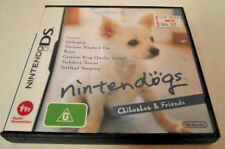 Nintendogs Chihuahua & Friends Nintendo DS 3DS Game *Complete*