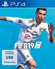 FIFA 19 PS4  | Deutsche Neuware | Sony Playstation Fußball Spiel  Vö:28.09.2018